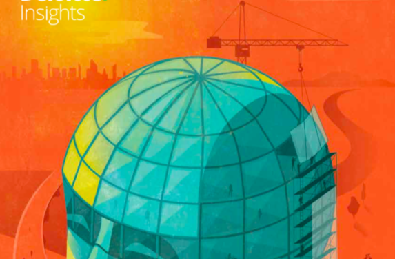 Image of Deloitte insights report cover