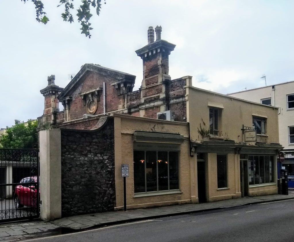 Image of The Clifton Sausage pub